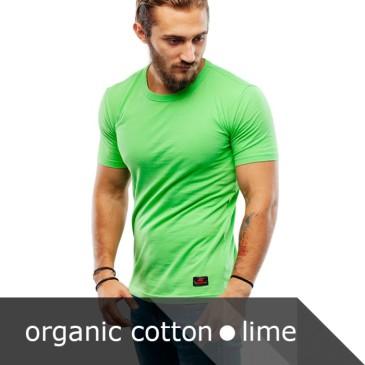 однотонная зеленая футболка Flyingbro фото
