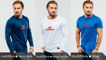 купить спортивную мужскую футболку Flyingbro фото