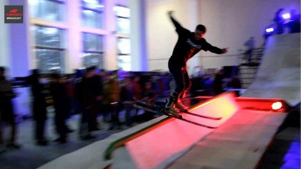 фото Киев Спорт Маркет лыжи лыжник олдскул лыжи 2015 экстрим