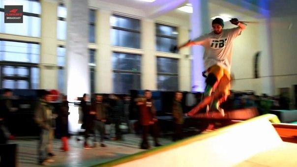 фото контеста по джиббингу из Киев Спорт Маркета 2015