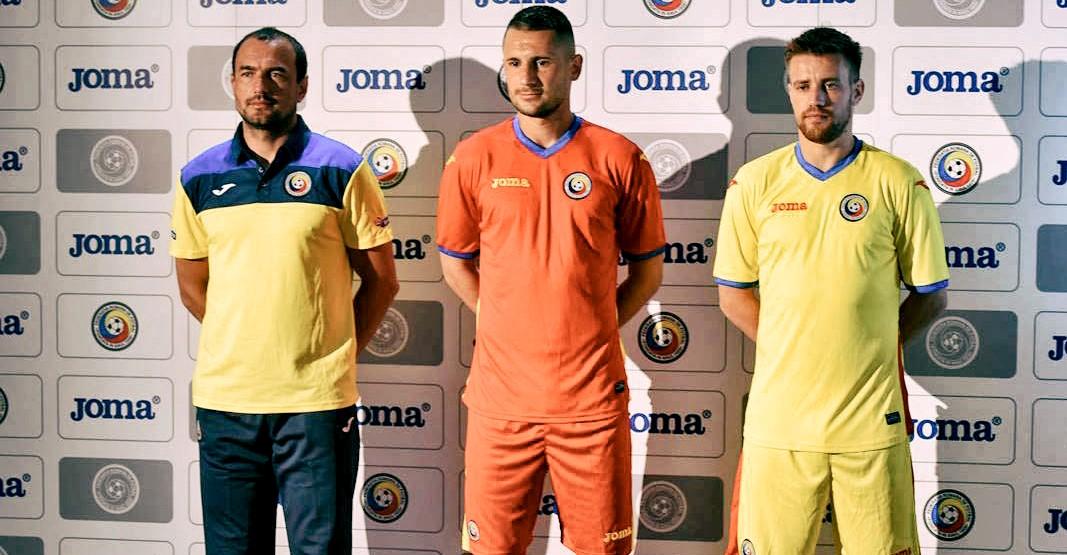фото футбольной формы сборной румынии