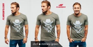фото футболки милитари Flyingbro