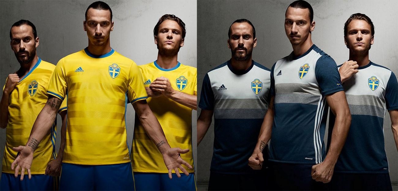 фото футбольной формы сборной швеции по футболу