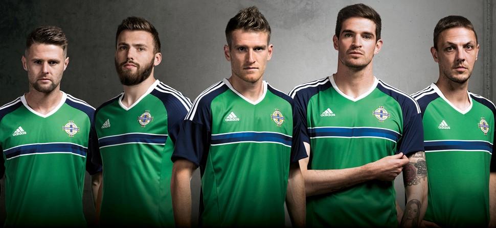фото футбольной формы северной ирландии