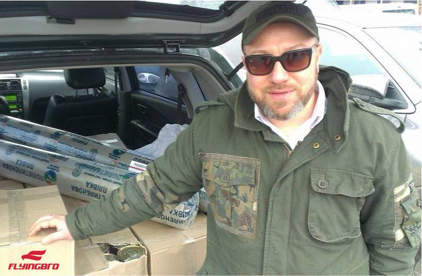 краснопольский леонид волонтер дизайнер фото