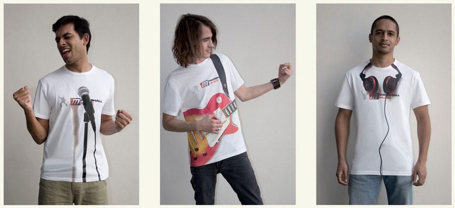 реклама на футболках прикольная фото