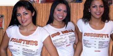 женские футболки с рекламой фото