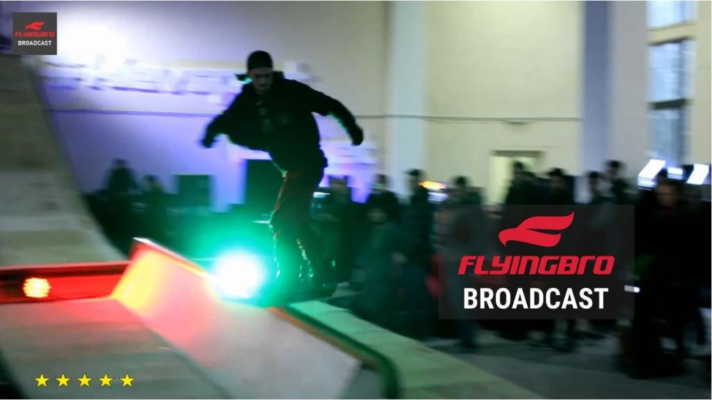 Киев Спорт Маркет трюки джиббинг сноубординг фото
