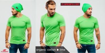 фото футболки Flyingbro Fluingbro Flaingbro lime зеленой