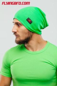 фото футболки лайм и шапки Flyingbro Flaingbro Fluingbro флаингбро флаинбро