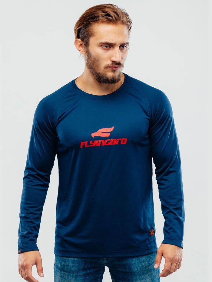 Спортивная мужская футболка navy dark, купить в Украине, цена, Flyingbro