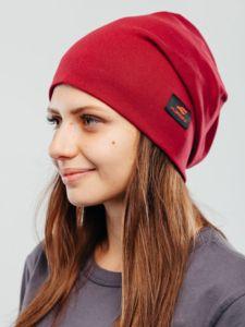 Женская шапка cherry, купить в Украине, цена, Flyingbro