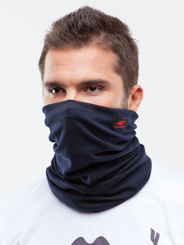 Бандана бафф navy dark, купить в Украине, спортивный аксессуар, повязка на шею