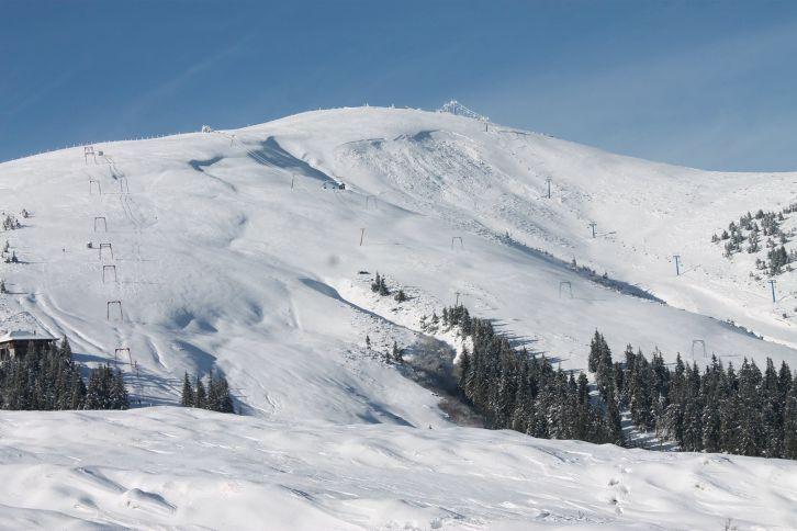 Драгобрат завалило снегом. Сноуборд сезон открыт