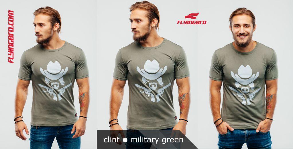 Купить футболку милитари: почему «военный» стиль стал трендовым