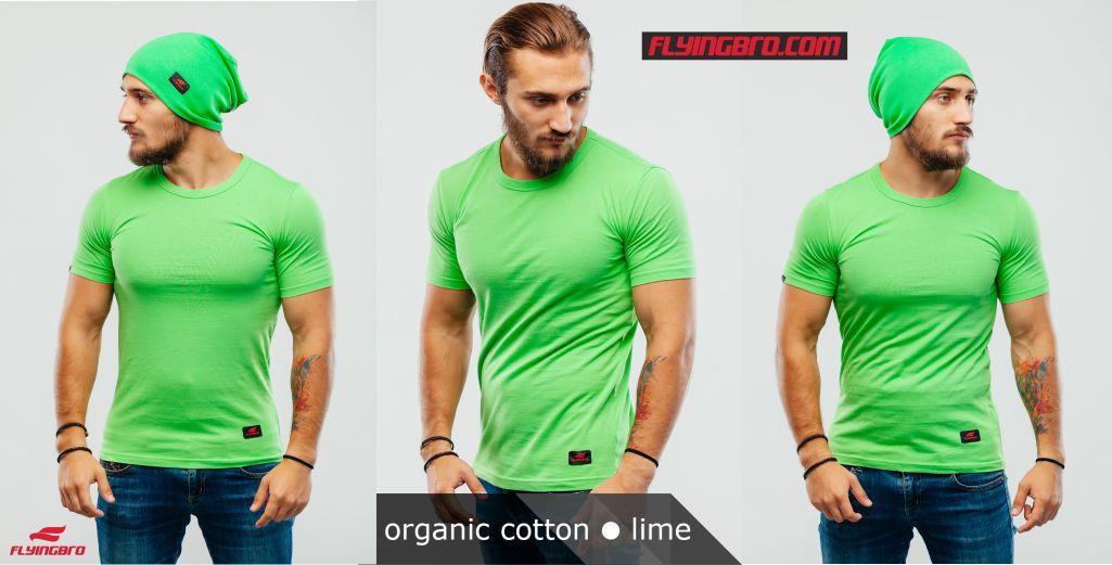 Купить футболки цвета лайм – создаем летний образ