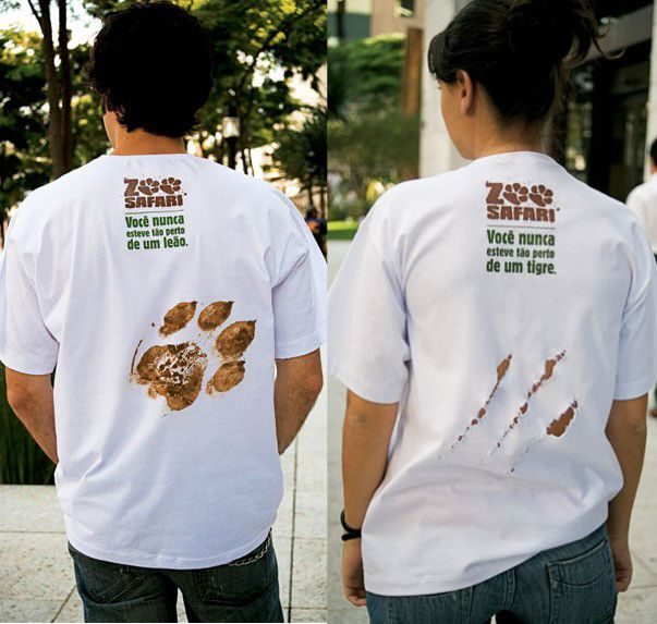 Как бренды предлагают купить модную футболку и стать «ходячей рекламой»