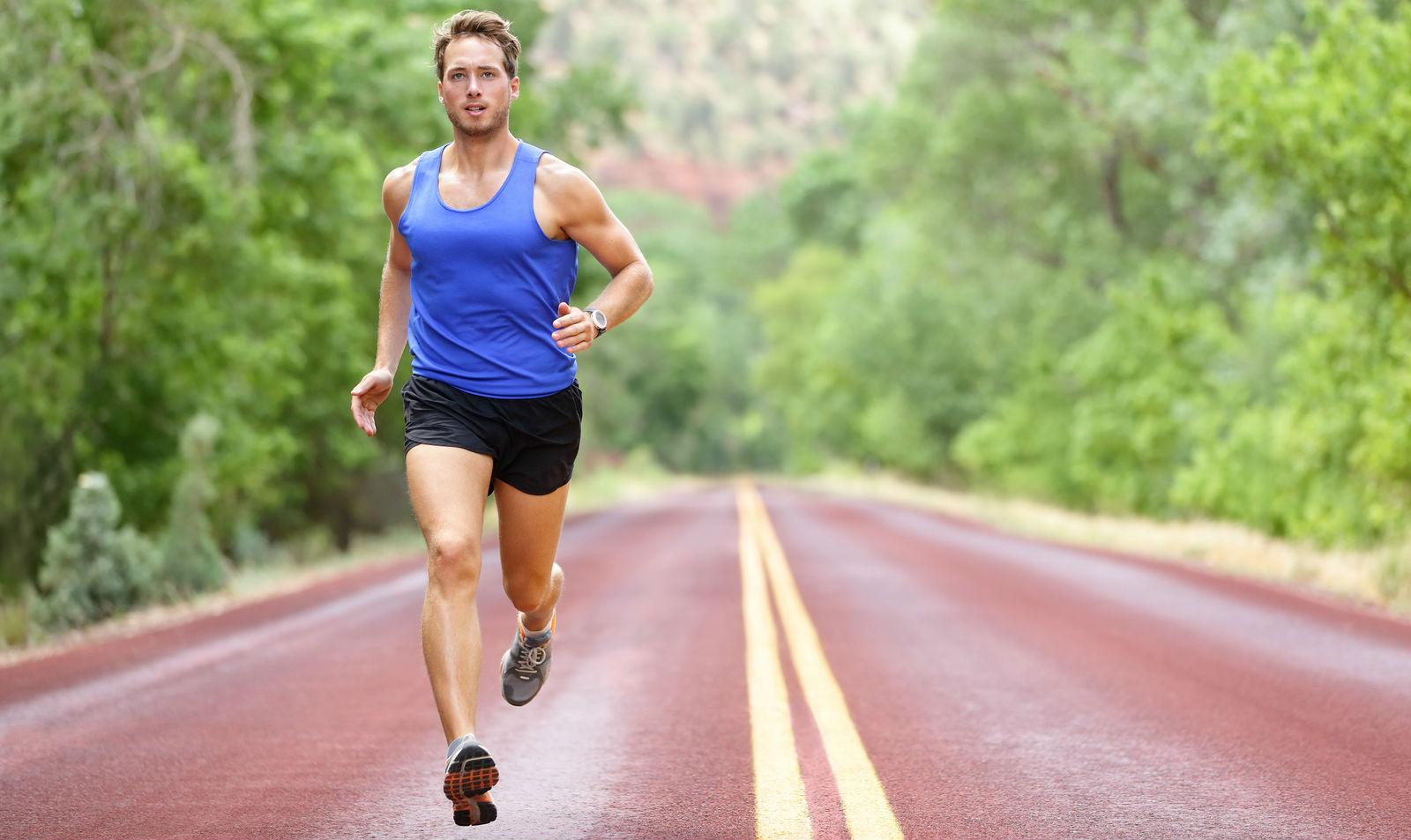 «Вау, какой красавчик!» или к марафону готов!