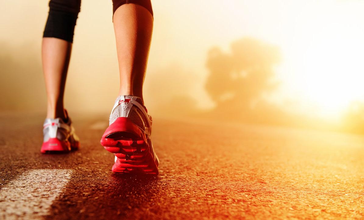 Музыка и свежий воздух – тренируемся перед марафоном!