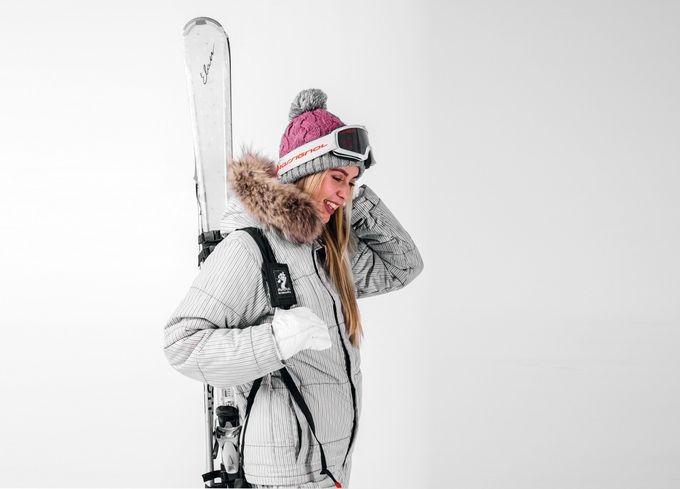 Как легко носить бафф, лыжи и сноуборды – украинцы взорвали Kickstarter новой системой переноски