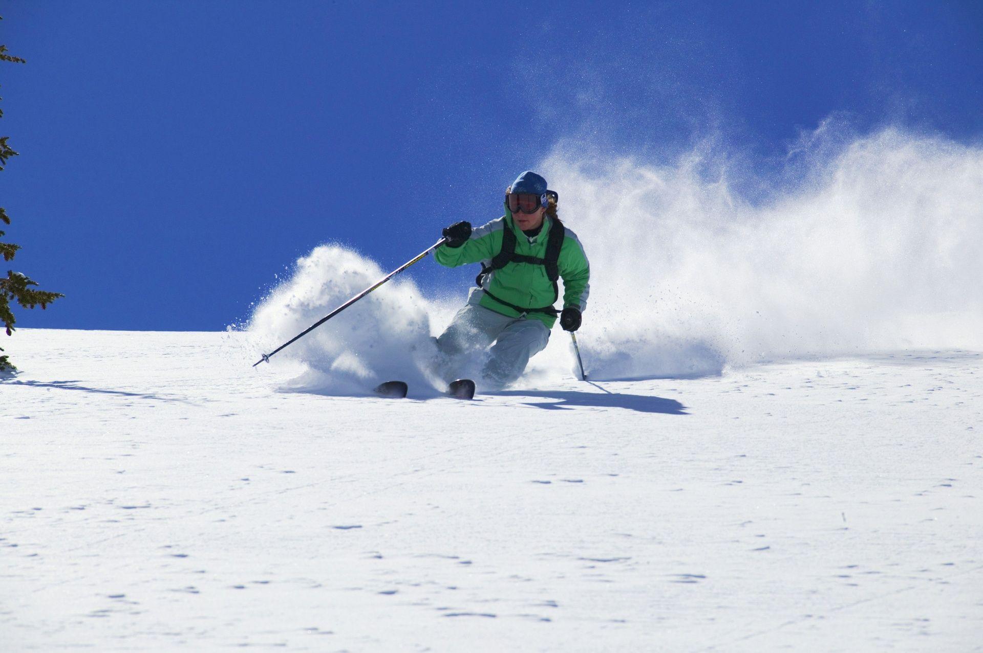 горные лыжи, советы начинающим, повязка на голову, бафф, шарф снуд