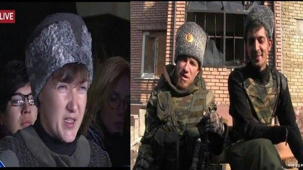 купить шапку, Савченко