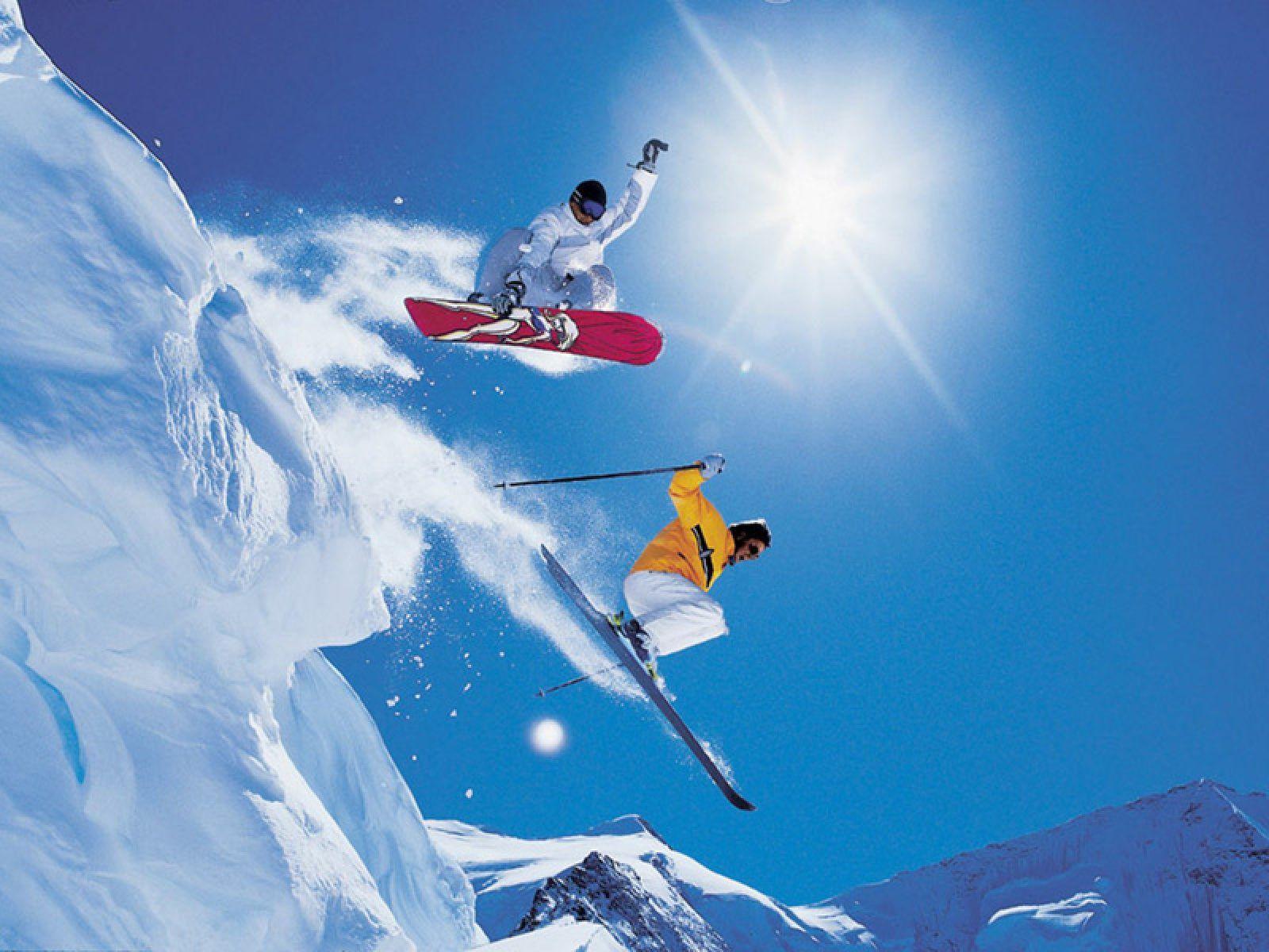 Лыжи или сноуборд? Неважно – главное, правильная шапка!