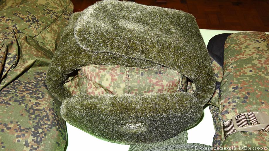 435 гривен за г…но на голове: шапка зимняя для украинских военных родом из СССР