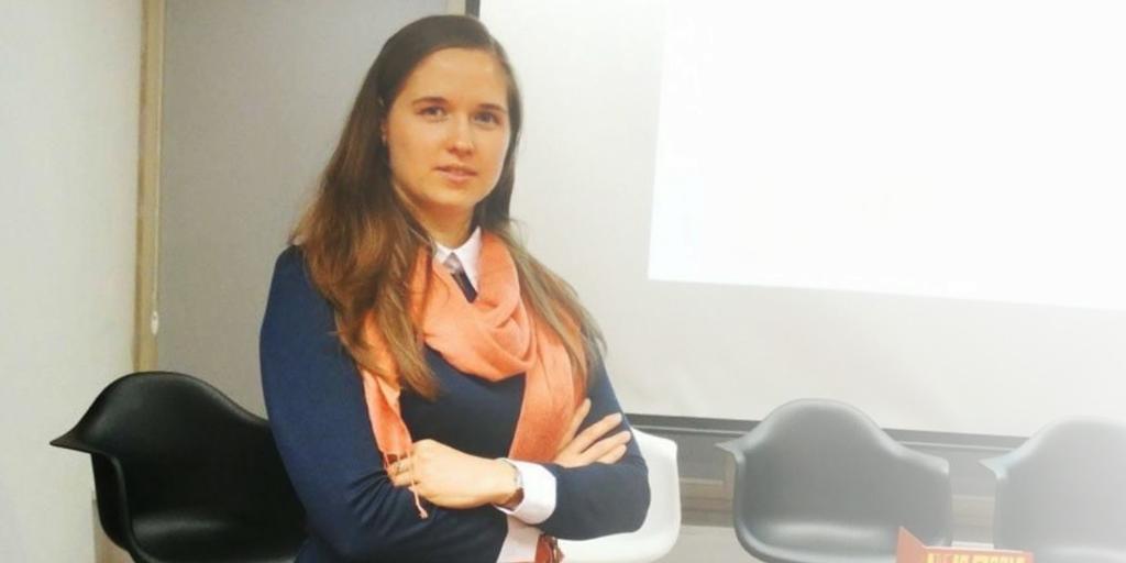 Ольга Броварец: «Повязка на голову — не повод для отчаяния»