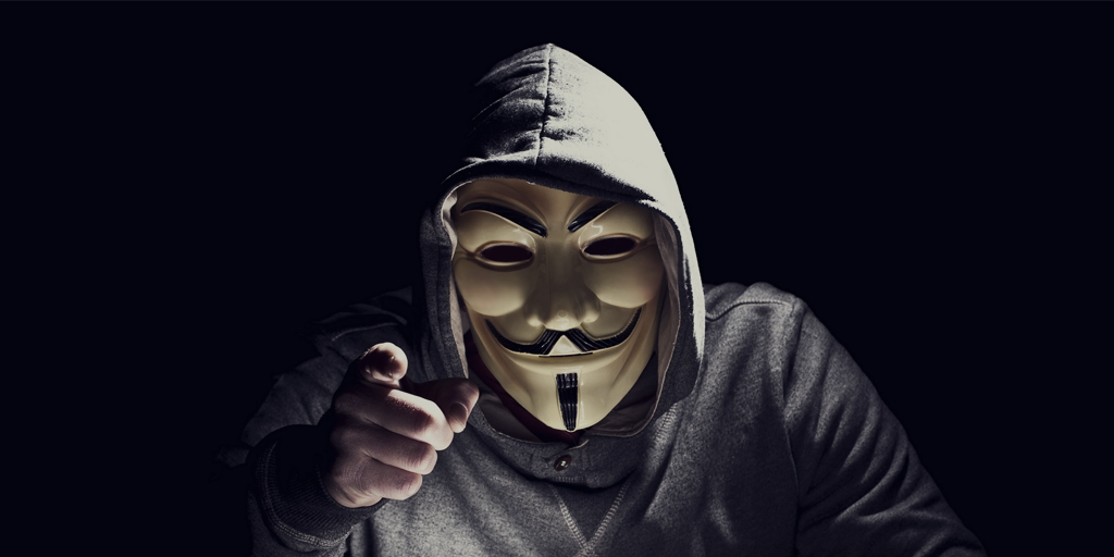 Зачем хакеру маска для лица?