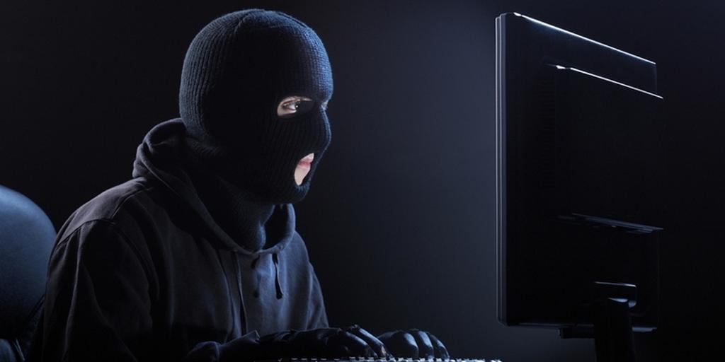 маска для лица хакера