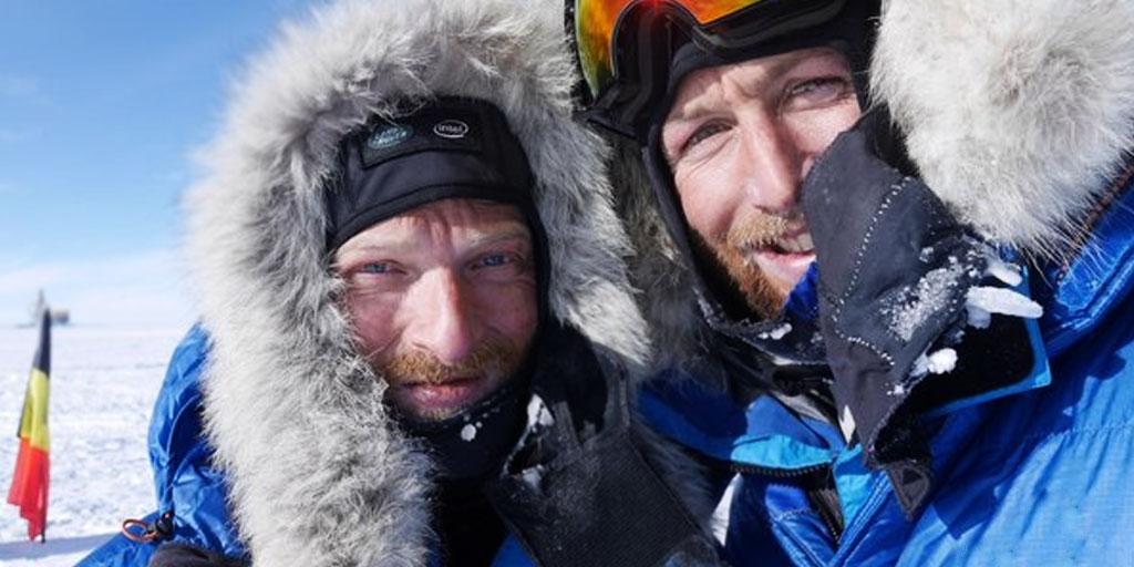 Морозоустойчивые: как два молодых экстремала заново открыли Южный Полюс