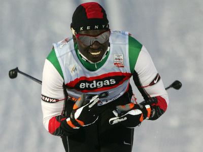 шапка лыжная, Филипп Бойт
