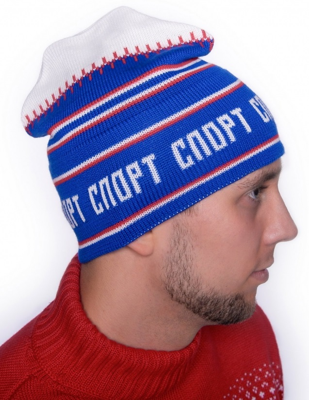 лыжная шапка