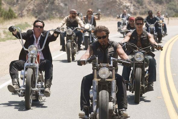 Что скрывают байкерские банданы: 5 мифов о суровых мотоциклистах