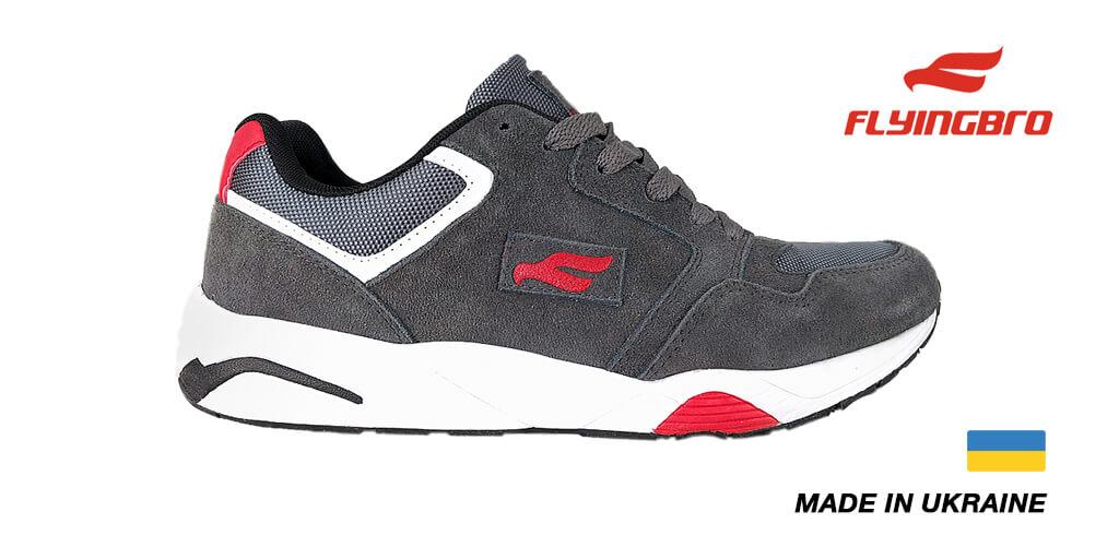 Почему украинские кроссовки лучше, чем кроссовки Nike.