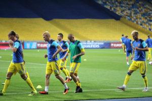 украинской сборной надо играть против Хорватии