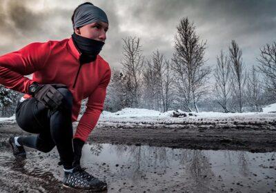 Как правильно бегать на улице зимой? 10 советов от профи.